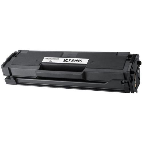 Compatible replacement for Samsung MLT-D101S black laser toner cartridge