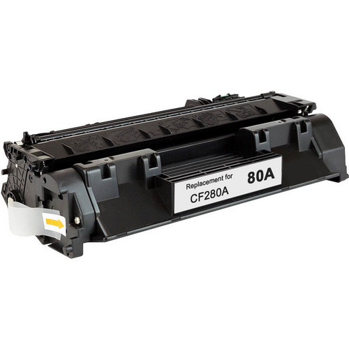 Standard yield Compatible replacement for HP 80A (CF280A) black laser toner cartridge