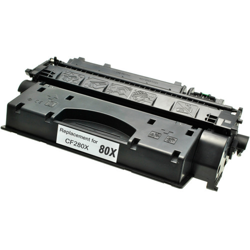 High yield Compatible replacement for HP 80X (CF280X) black laser toner cartridge