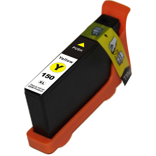 Compatible replacement for Lexmark 150XL (14N1610) yellow ink cartridge