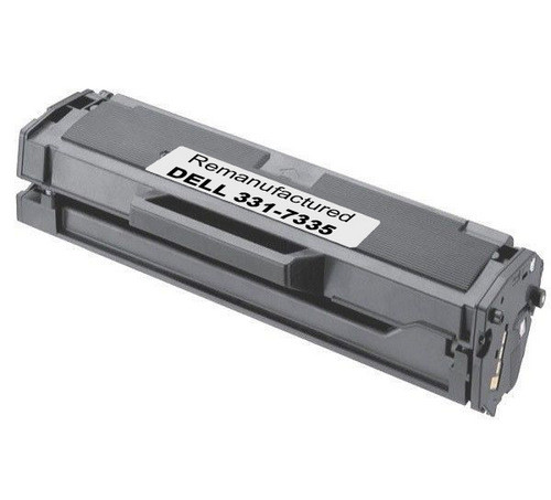 Compatible replacement for Dell 331-7335 (HF442) black laser toner cartridge