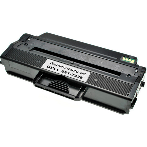 Compatible replacement for Dell 331-7328 (RWXNT) black laser toner cartridge