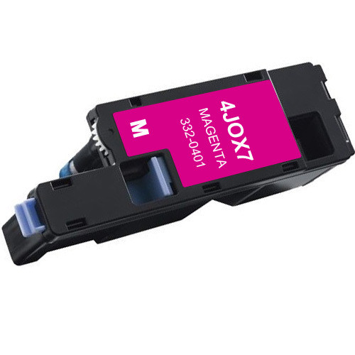 Compatible replacement for Dell 332-0401 (4J0XY) magenta laser toner cartridge