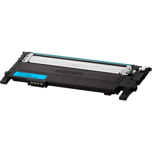 Remanufactured replacement for Samsung CLT-C406S cyan laser toner cartridge