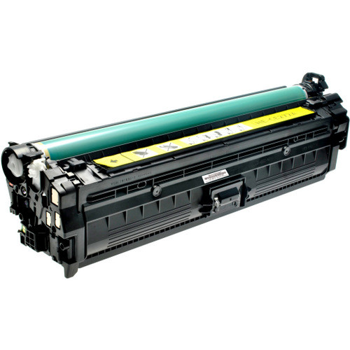 HP 650A - CE272A Yellow