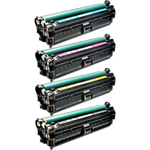 HP 307A Black and Color Set