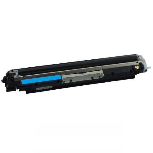 Compatible replacement for HP 130A (CF351A) cyan laser toner cartridge