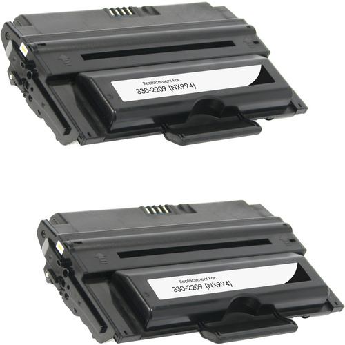 Twin Pack - Compatible replacement for Dell 330-2209 (NX994)