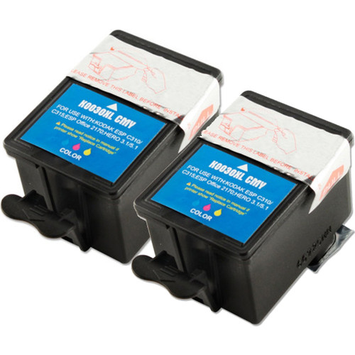 Compatible replacement for Kodak 30XL (1341080) color ink cartridges