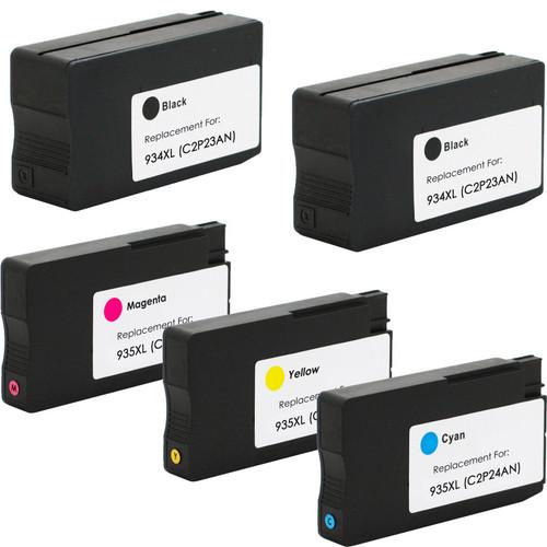 HP 934XL - 935XL ink cartridge Set