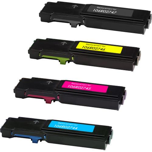 Xerox WorkCentre 6655 toner cartridge set