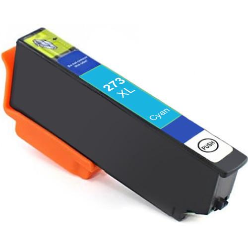 Epson 273XL (T273XL220) Ink Cartridge Cyan High Yield