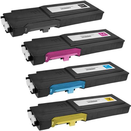 Dell 593-BBBU Black and Color Set