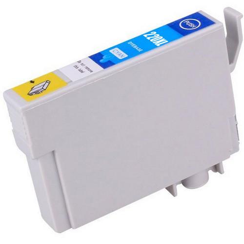 Epson 220XL (T220XL220) Ink Cartridge Cyan High Yield