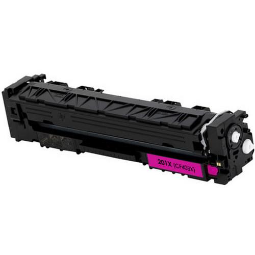 HP 201X (CF403X) Toner Cartridge Magenta High Yield