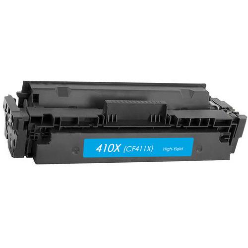 HP 410X (CF411X) Toner Cartridge Cyan High Yield
