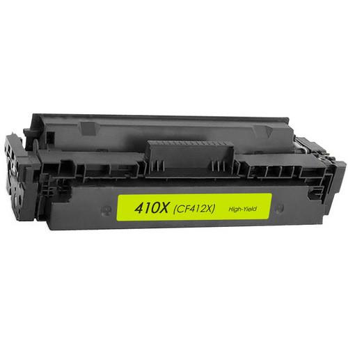 HP 410X (CF412X) Toner Cartridge Yellow High Yield