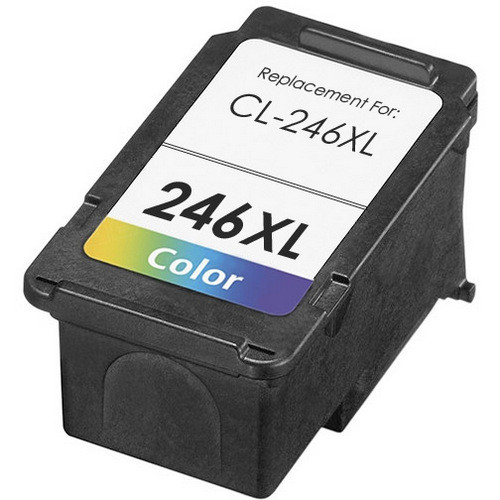Canon CL-246XL (8280B001) High Yield color ink cartridge