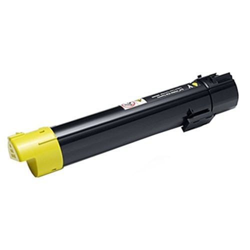 Dell JXDHD Yellow toner cartridge for Dell C5765dn series printers