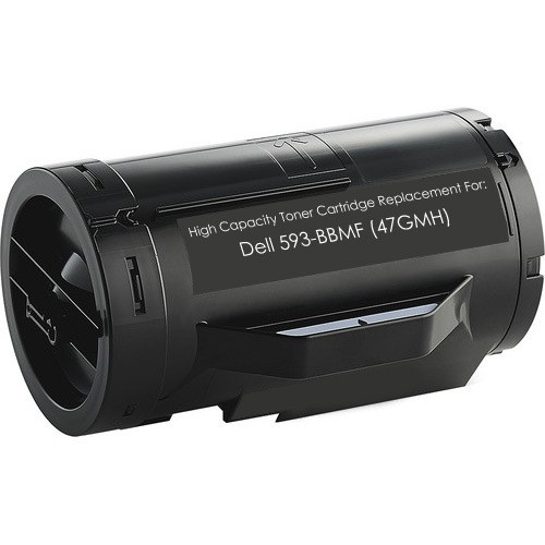 Dell 593-BBMF (47GMH) black toner cartridge (593-BBMF - 47GMH)