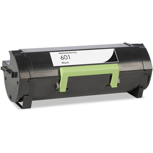 Lexmark 60F1H00 (601) black toner cartridge