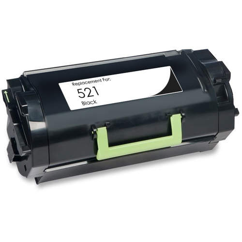 Lexmark 52D1000 (521) black toner cartridge