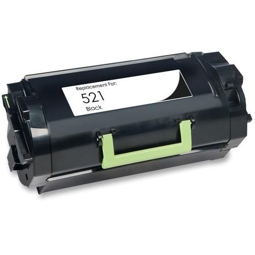 Lexmark 52D1000 (521) black toner cartridge