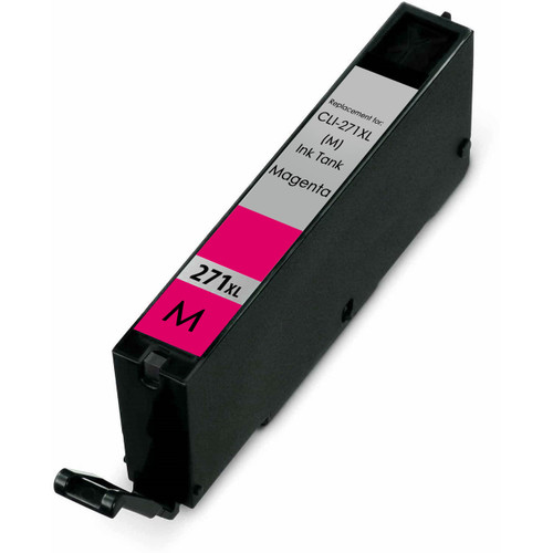 Canon Cli-271XL High Yield Compatible Ink Cartridge, Magenta