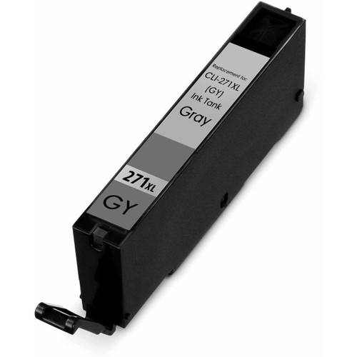 Canon Cli-271XL High Yield Compatible Ink Cartridge, Gray