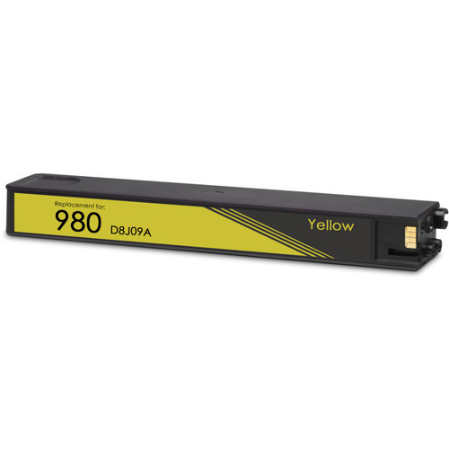 Replacement Ink Cartridge For HP 980 Yellow