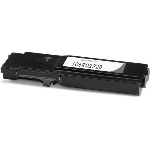 Xerox 106R02228 Black laser toner cartridge