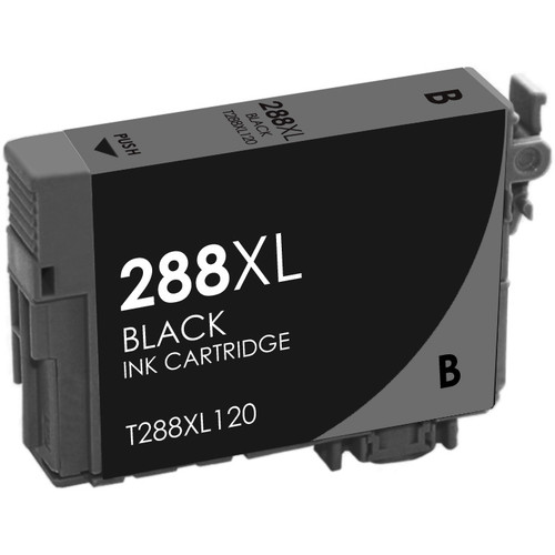 Replacement Ink Cartridge For Epson 288XL Black