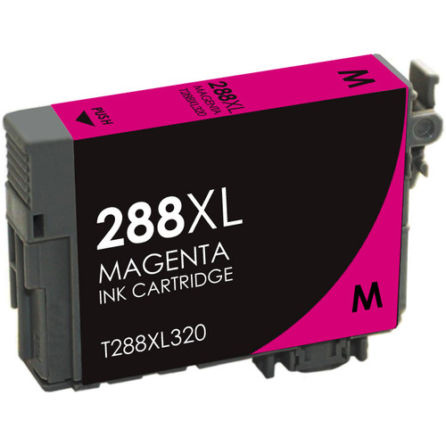 Replacement Ink Cartridge For Epson 288XL Magenta