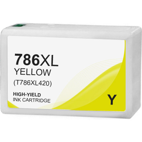 Epson 786XL Yellow ink cartridge