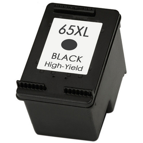 Replacement Ink Cartridge For HP 65XL Black