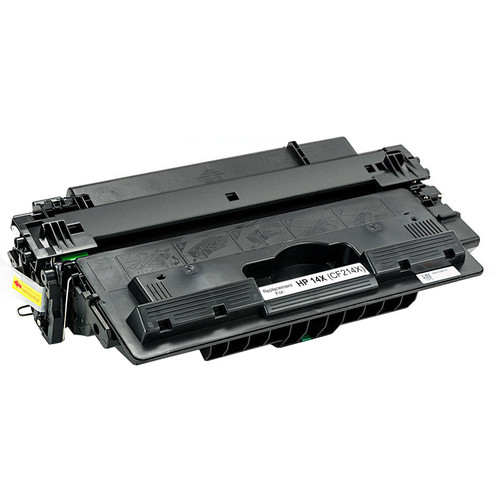 HP 14X Toner Cartridge - High Yield