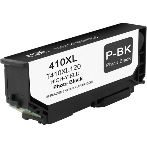 Epson 410XL Photo Black Ink Cartridge, High Yield