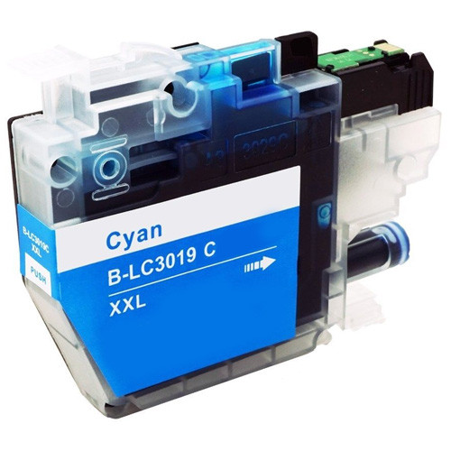 Brother LC3019 Cyan Ink, Super High-Yield