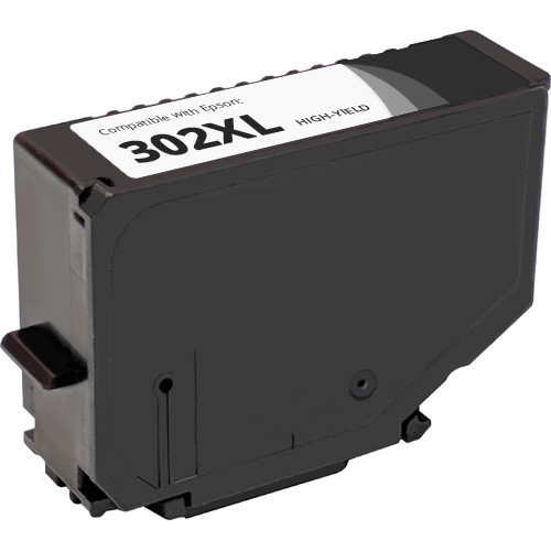 Epson 302XL High-Yield Photo Black Ink Cartridge