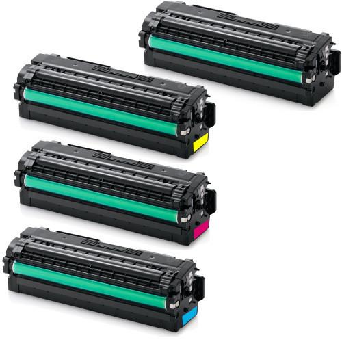 Samsung CLT-506 Black and Color Set