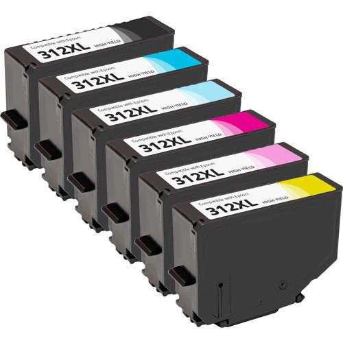 Epson 312XL Ink Cartridge Set