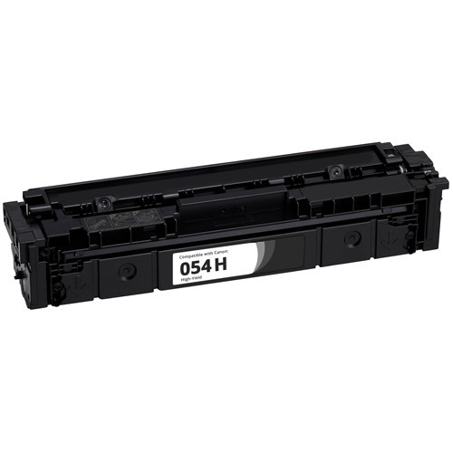 Canon 054H High-Yield Black Toner Cartridge