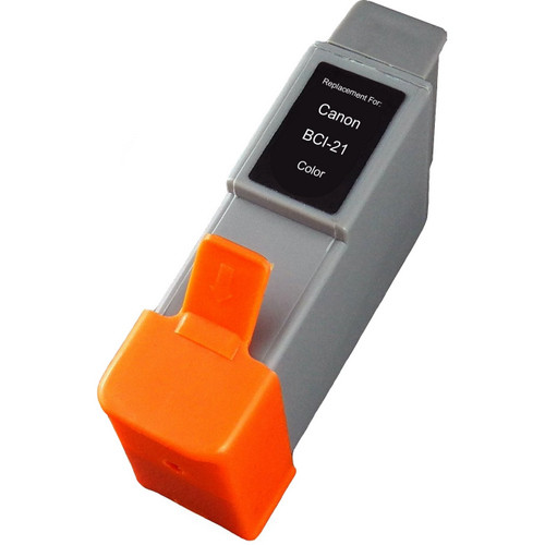 Compatible replacement for Canon BCI-21 color ink cartridge