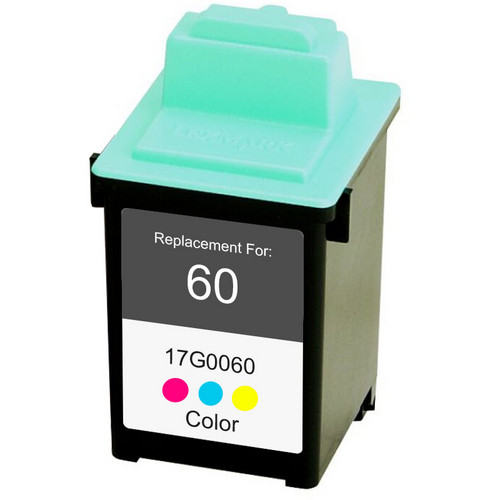 Remanufactured replacement for Lexmark #60 (17G0060)