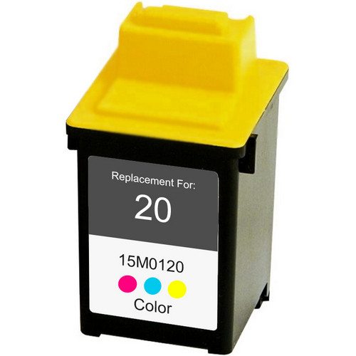 Remanufactured replacement for Lexmark #20 (15M0120)