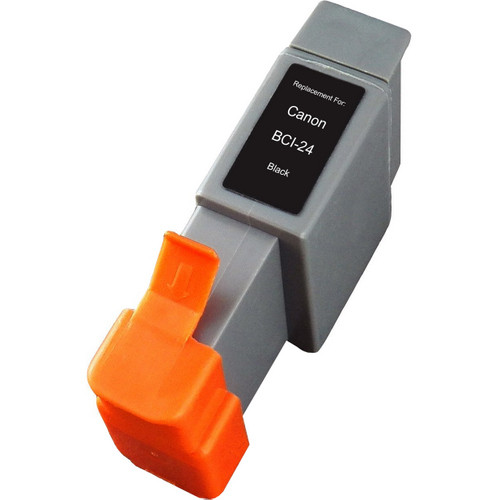 Compatible replacement for Canon BCI-24 black ink cartridge