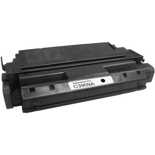 Remanufactured replacement for HP 09A (C3909A) black laser toner cartridge