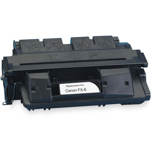 Remanufactured replacement for Canon FX-6 (1559A002AA) black laser toner cartridge
