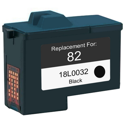 Remanufactured replacement for Lexmark #82 (18L0032)