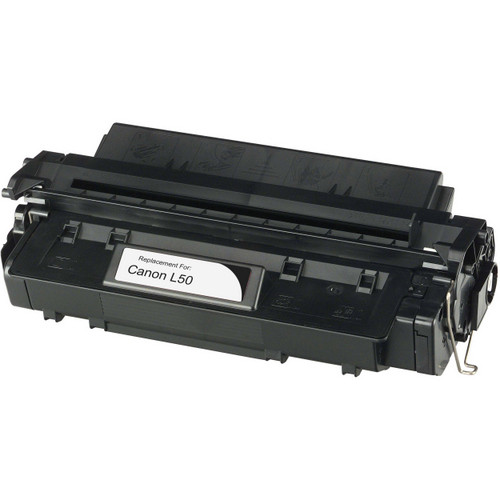 Compatible replacement for Canon L50 (6812A001AA) black laser toner cartridge